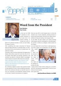 Newsletter Juillet 2013