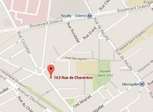 163 rue charenton