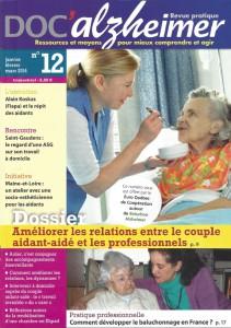 Interview du Président du Conseil Scientifique de la FIAPA dans la revue Doc'Alzheimer – 1er trimestre 2014