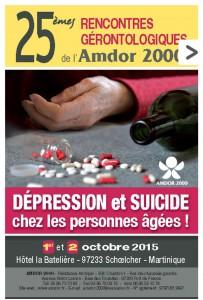 25èmes RENCONTRES GÉRONTOLOGIQUES (Amdor 2000)