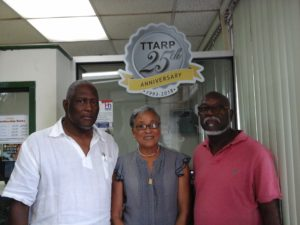 TRINIDAD and TOBAGO : 25eme anniversaire de l'association TTARP